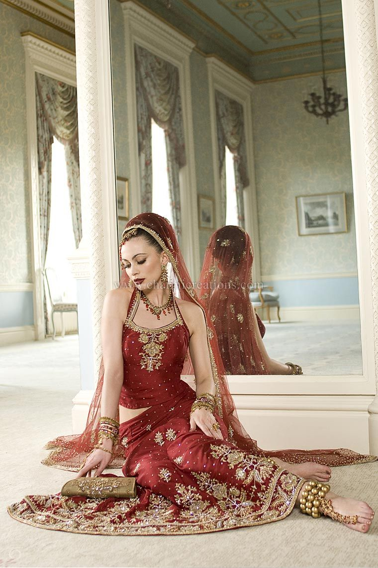 South asian wedding dresses  Indian Bridal Wear Indian wedding outfits Asian bridal wear
