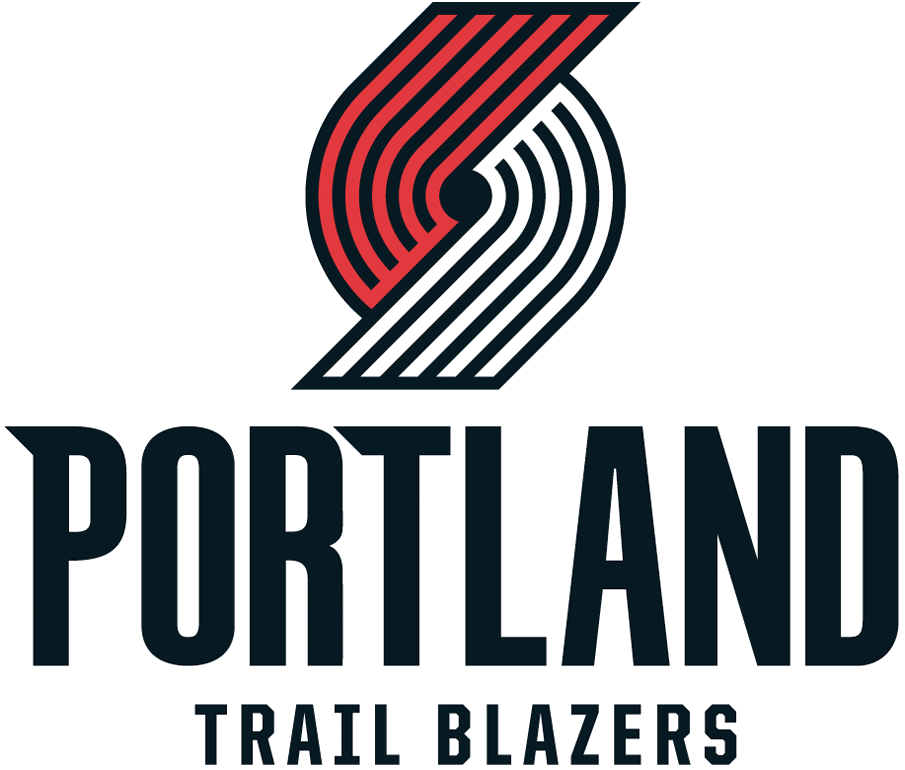 NBA Map Trail blazers, Trailblazer