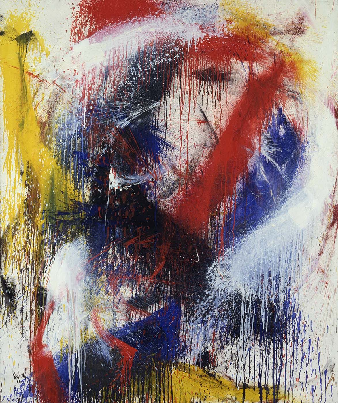 Norman Bluhm American Artist Abstract Expressionism Art
