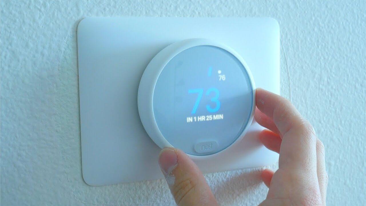 Nest smart thermostat E review Nest smart thermostat