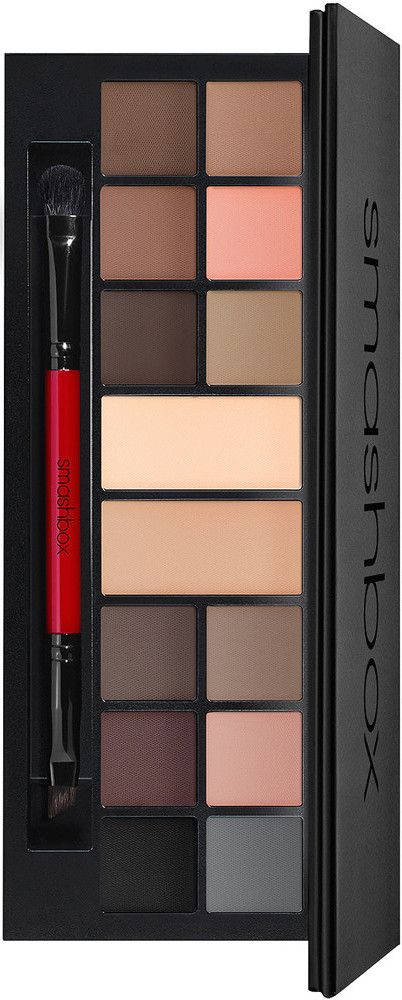 Smashbox Photo Matte Eye Palette Jane Spring Beautybliss