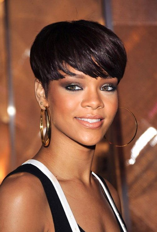 Wondrous 1000 Images About African American Short Hairstyles On Pinterest Short Hairstyles For Black Women Fulllsitofus
