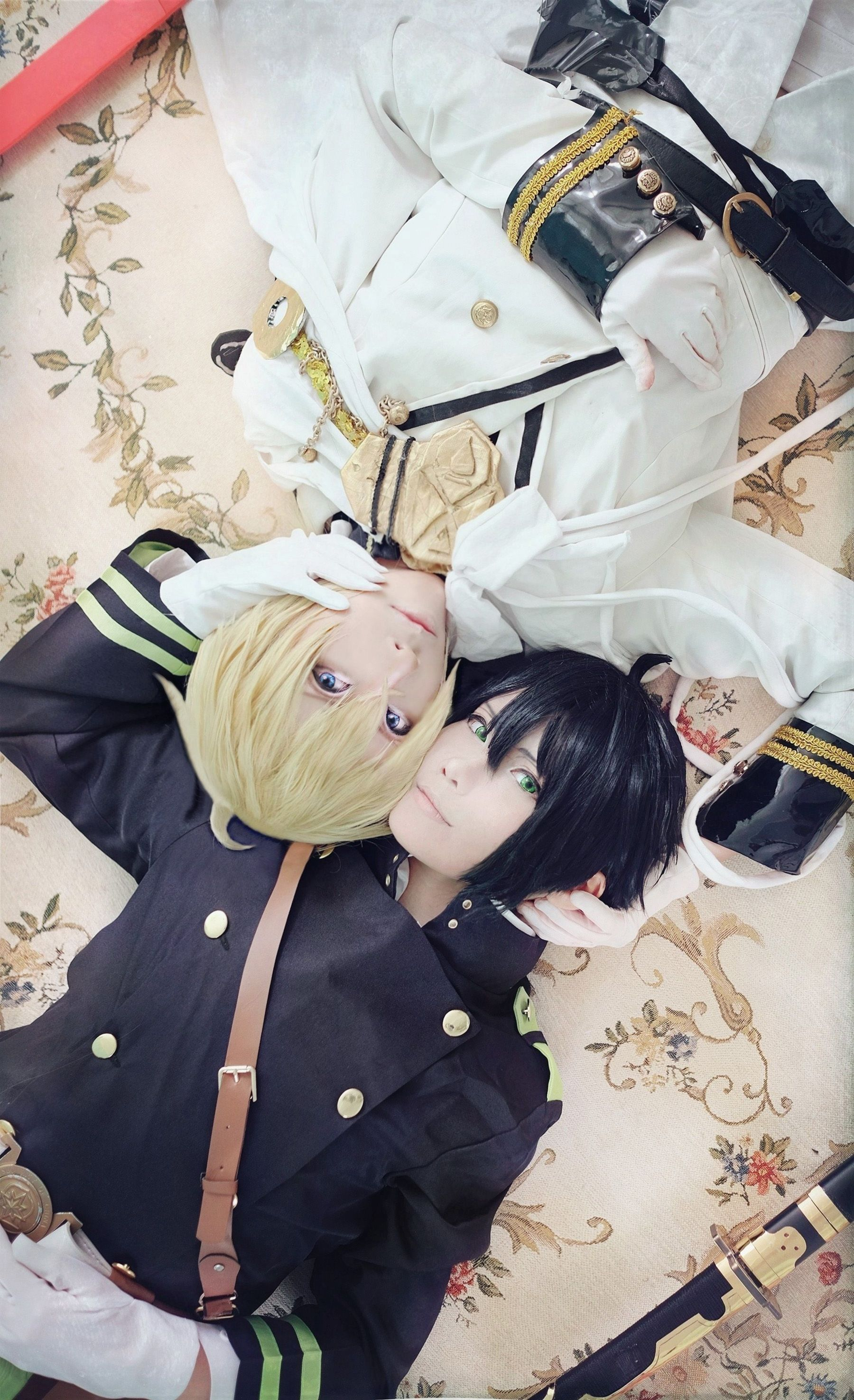 Chikami yuichiro byakuya cosplay photo worldcosplay owari free website for submitting cosplay photos and is used by cosplayers in countries all around the world even if youre not a cosplayer yourself you can solutioingenieria Image collections