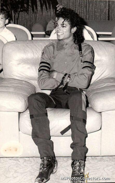 Michael foto  rara❤️che dolce❤️