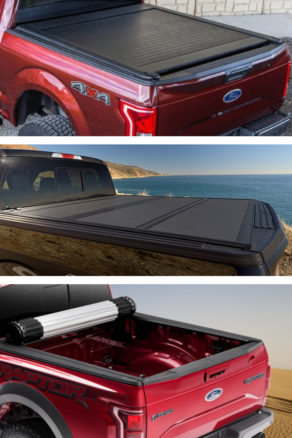 Protect Your Truck Bed and Cargo From the Harsh Summer Sun