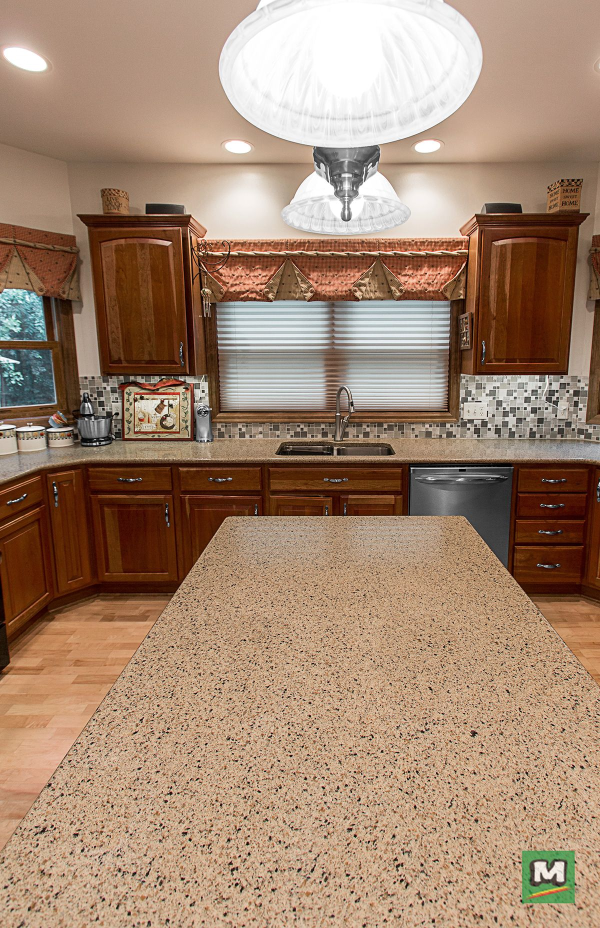 Available In 18 Vibrant Colors And 3 Diffe Edge Styles Riverstone Quartz Countertops Are