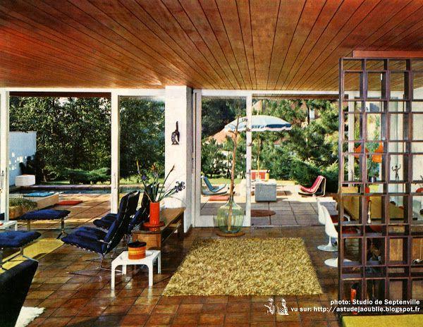 Mulhouse - Maison de Yves Ruhlmann Architecte et décorateur Yves - peinture de facade maison