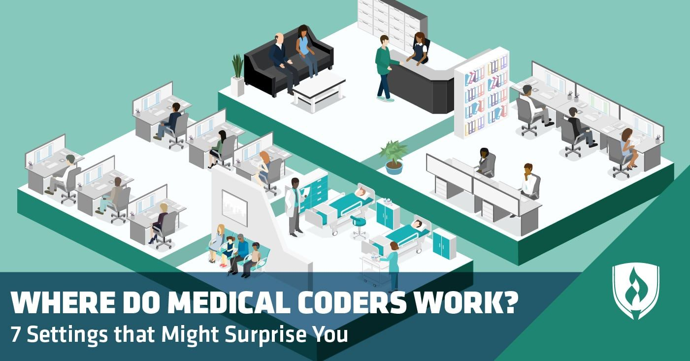 Where Do Medical Coders Work? 7 Settings That Might