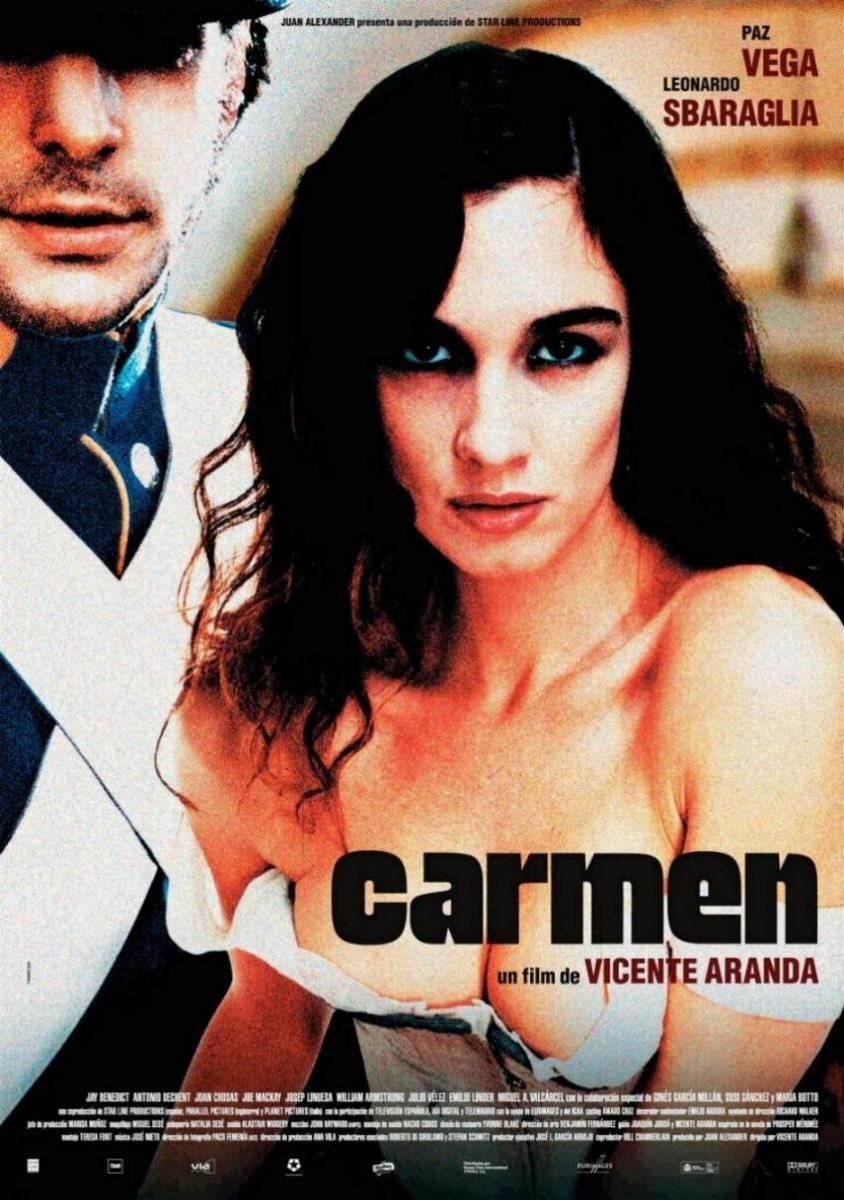 Carmen 2003 Filmaffinity Película Para Adultos Peliculas Cine Peliculas Para Adultos