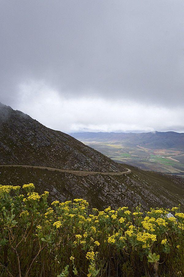 Informationen über den Swartberg Pass, Südafrika