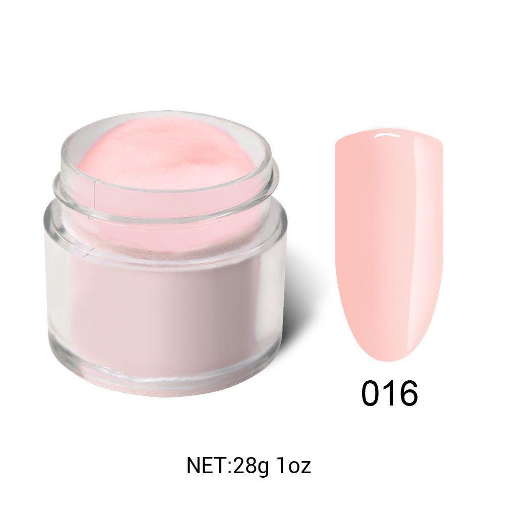 28G Acrylic Dip Nails Organic Nail Powder Gel Polish Dip System ...