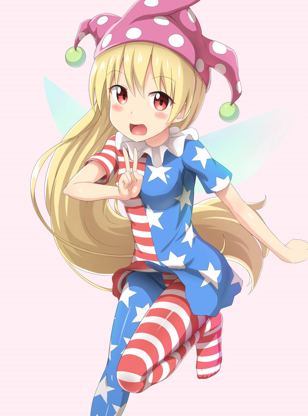Pin by Phoenixwing on Clownpiece Touhou Project (東方