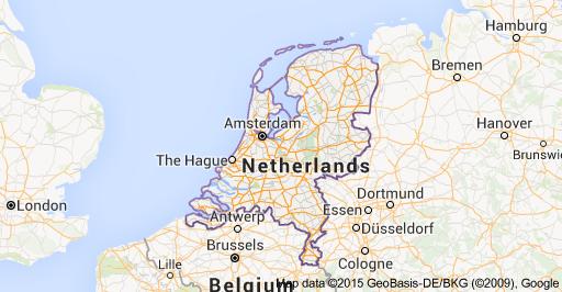 HollandMap Of Netherlands Kids Study SwedenHollandDenmark - Sweden holland map