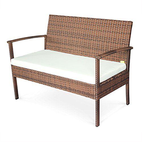 Alice\'s Garden – Muebles de jardin, conjunto sofa de exterior ...