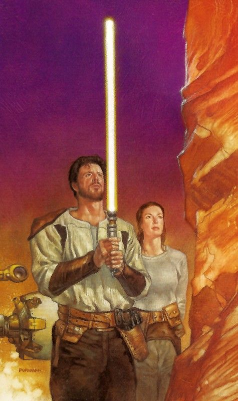 Kyle Katarn Illustration From Dark Forces Jedi Knight Star Wars Legacy Star Wars Characters Pictures Star Wars Images