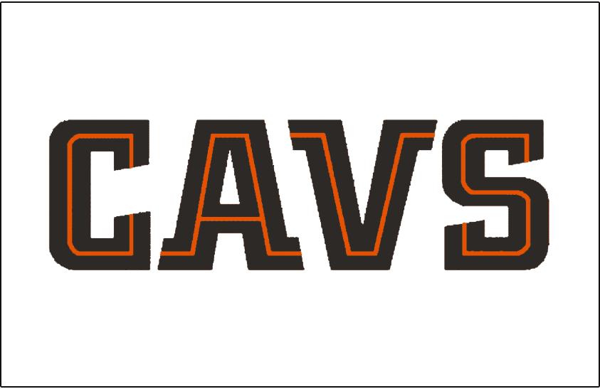 Cleveland Cavaliers Jersey Logo Cleveland Cavaliers Logos Sports Logo