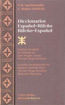 Diccionarios español-rifeño y rifeño-español
