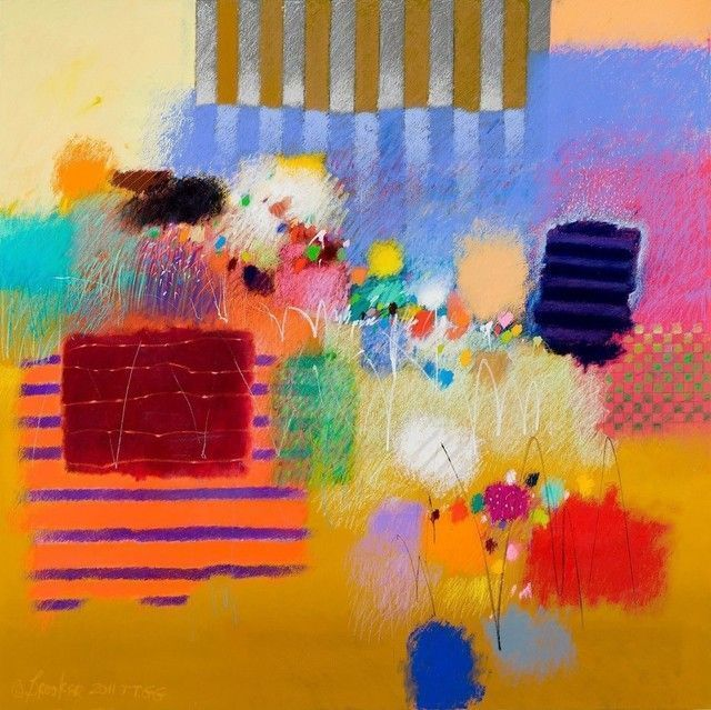 Carelessly Exact III, 2012, by Moe Brooker