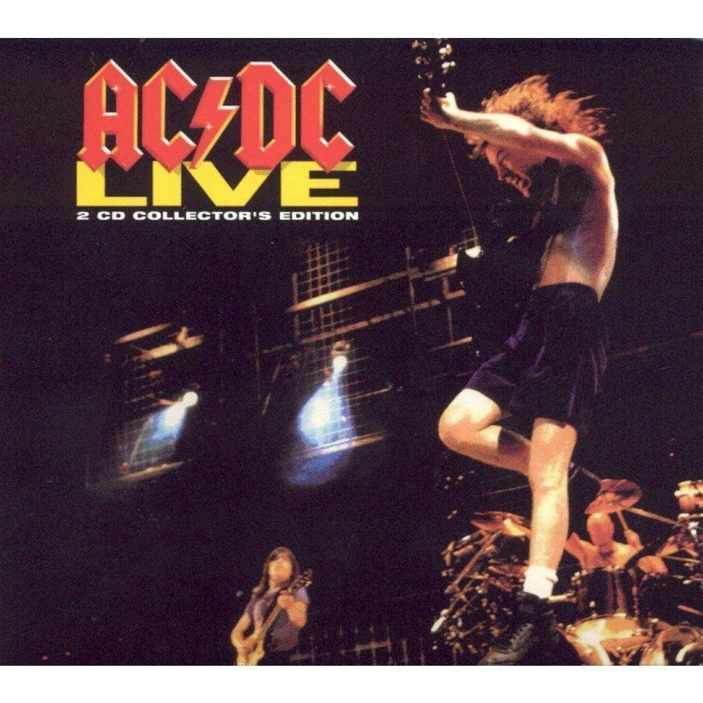 AC/DC - AC/DC Live (Collector's Edition) (CD) | Products | Acdc