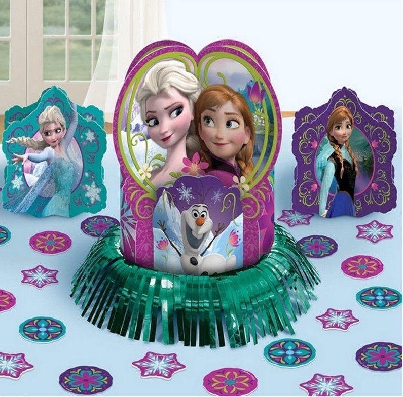12 Frozen Queen Elsa Personalized Birthday Party Favor