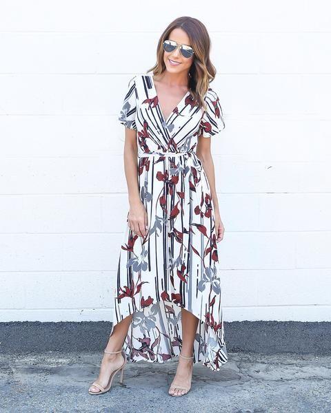 Tiegan Dress | Fashion, Summer fashion, Dresses