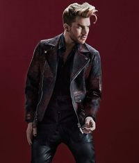 Fault Magazine : Adam Lambert