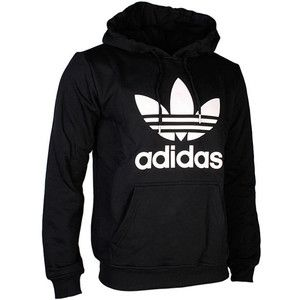 adidas pullover black