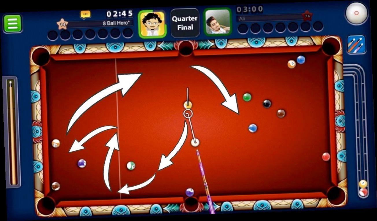 2 cara cheat 8 ball pool в 2020 г