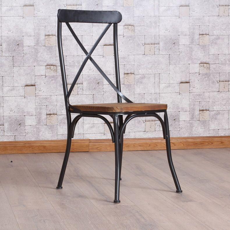 ... China Chair Mould Suppliers: Dining Chair American Country Iron Chair  Retro Do The Old Industrial Wind LOFT Office Chair Dinner Chair French  Country