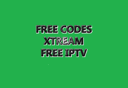 xtream tv free activation code