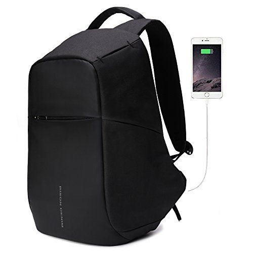 7513ca4db4 Sac à dos pour ordinateur portable de grande capacité, BISON DENIM Sac à dos  d