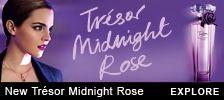 Lancome's Tre`sor Midnight Rose