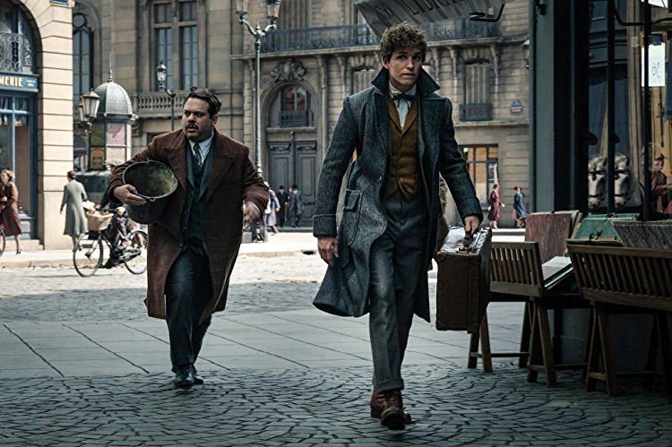 Watch Fantastic Beasts: The Crimes of Grindelwald Full-Movie Streaming