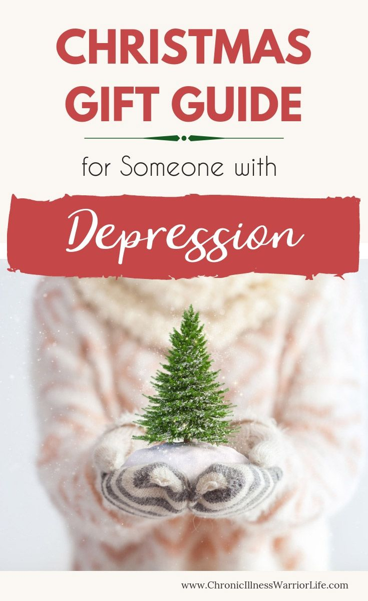 thoughtful christmas gift ideas for someone with depression the best of chronic illness warrior life pinterest gifts christmas gifts and christmas