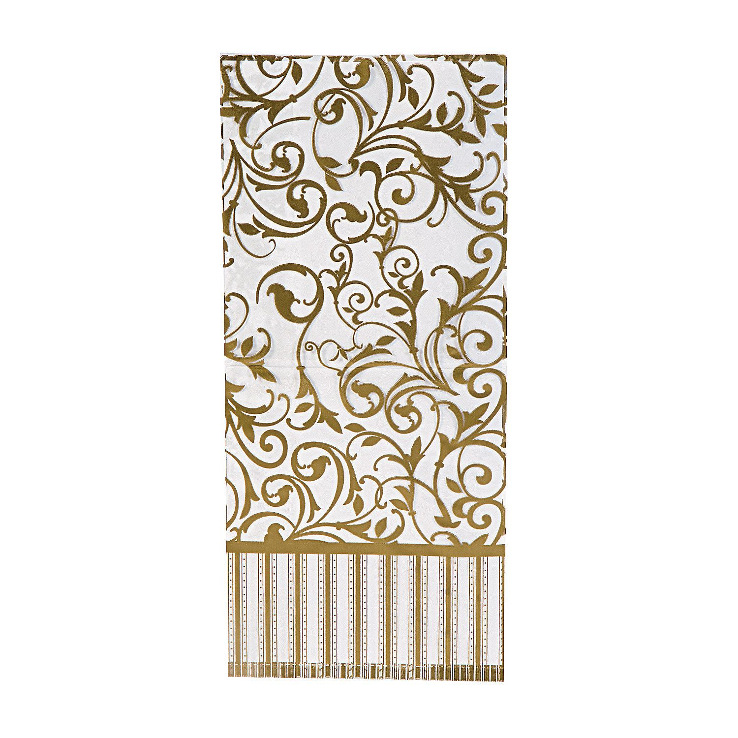 Gold Swirl Cellophane Bags | Cellophane bags, Oriental trading and ...