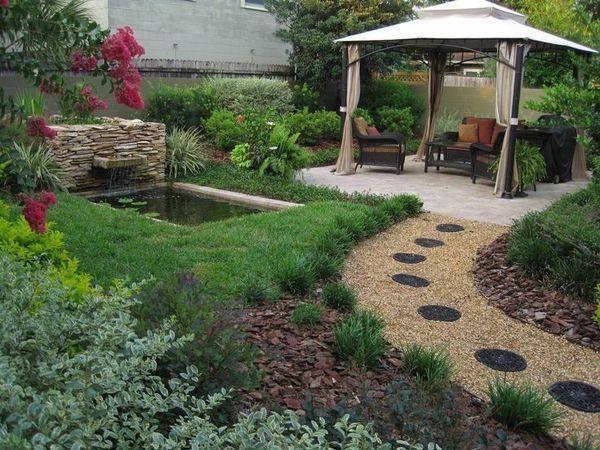 So gestalten Sie Ihre eigene Gartenoase - 20 Ideen für ein ...