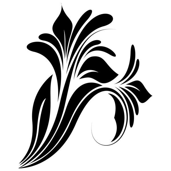 Free Floral Swirls Designs Free Downloads And Add Ons For Photoshop Floral Stencil Swirl Design Stencil Designs