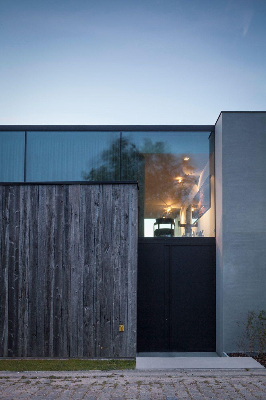 House Graafjansdijk by Govaert Vanhoutte architects