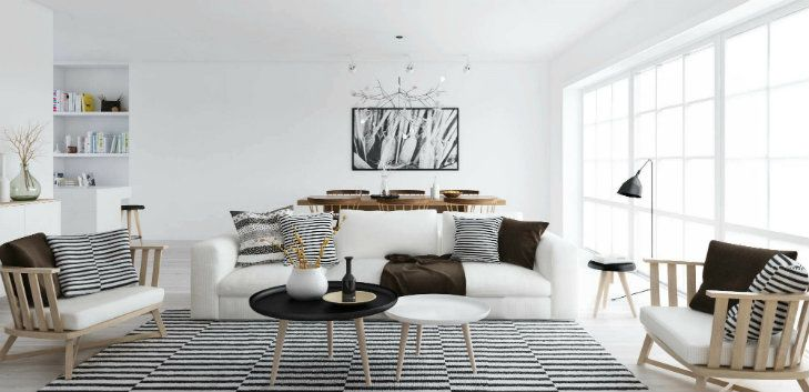Whether Your Home Has Been Recently Redecorated Or Needs A Complete Renovation Th Living Room Scandinavian Nordic Interior Design Scandinavian Interior Design
