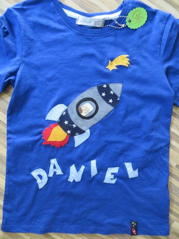 Shirt Rakete Weltraum Geburtstagsshirt Shirts T Shirt Nahen Shirts Nahen