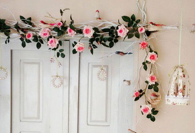 Inspire-se com decoração de porta