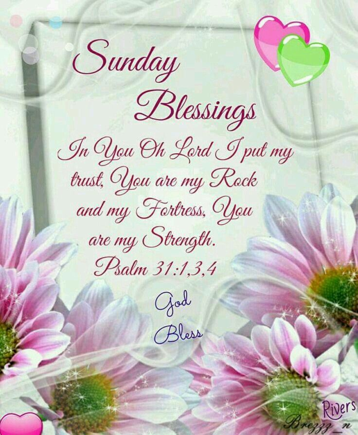Pin By Elbe On Sunday Blessings Blessed Sunday Blessed Morning