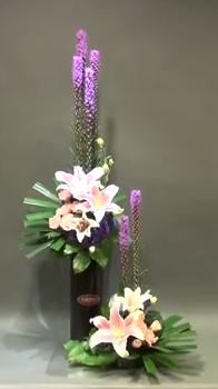 Double Arrangement For Church Floral Design Gordon Lee Church