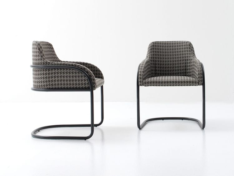 Usona   Dining Chair 01479. Love Houndstooth. | Furniture Seating2 .