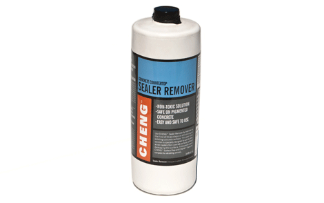 Cheng Concrete Exchange Cheng Concrete Countertop Sealer Remover