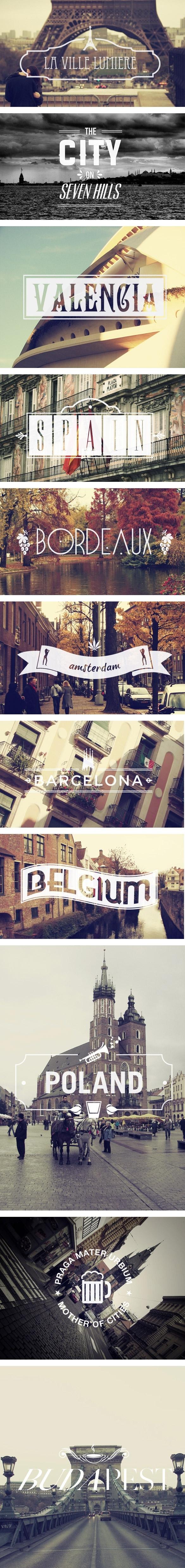 Cities by SpicySugar