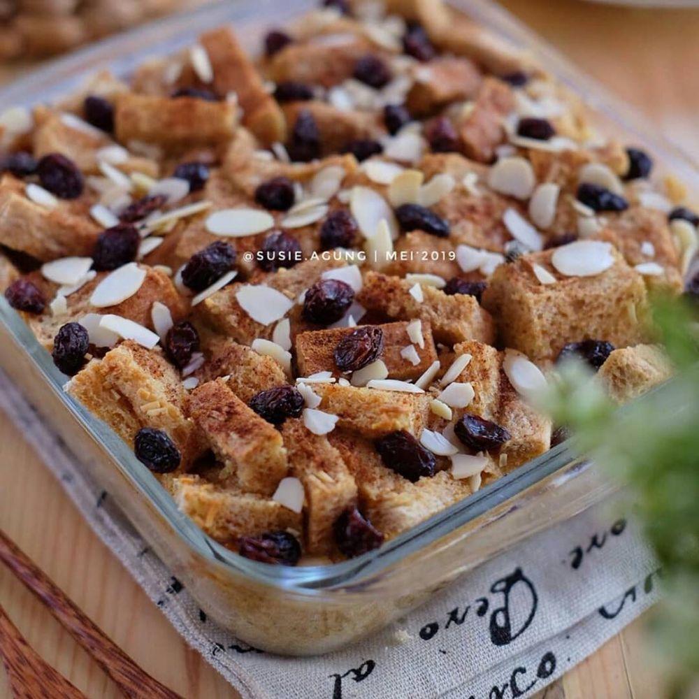 Resep Dessert Enak Instagram Makanan Makanan Penutup Mini Makanan Jalanan