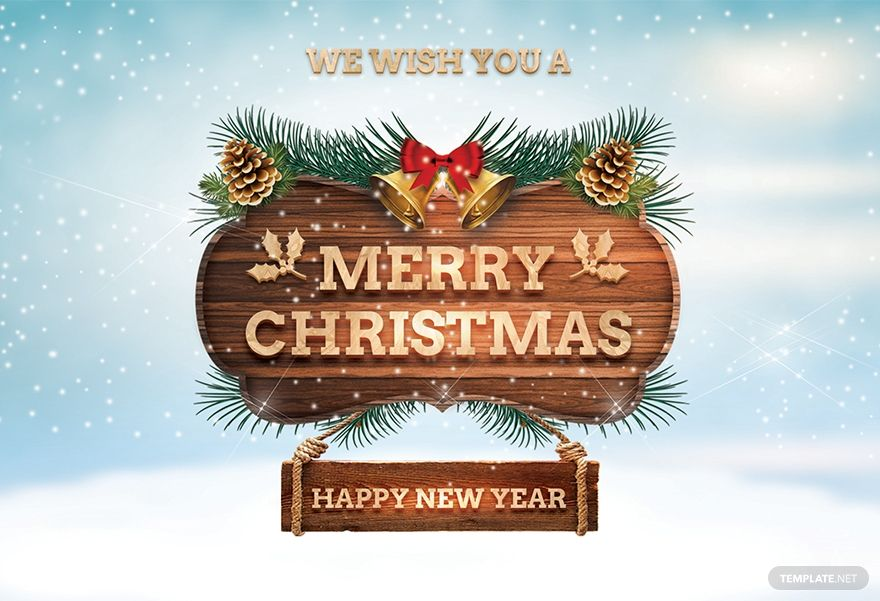 Sample Christmas Greeting Card Template Word Psd Apple Pages Publisher Christmas Greeting Card Template Merry Christmas Card Greetings Christmas Greeting Cards