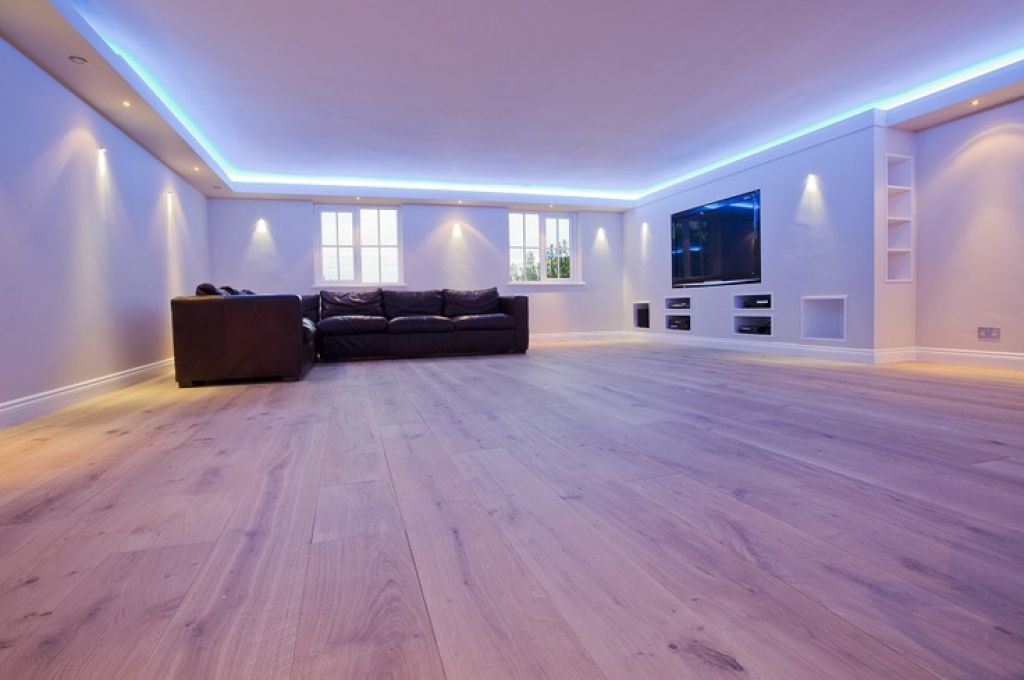 Minimalist House Led Strip Lighting Led Strip Lighting Gallery