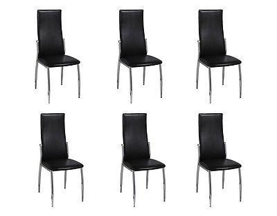 6 esszimmerstühle essgruppe stuhlgruppe sitzgruppe küchen stuhl, Esszimmer
